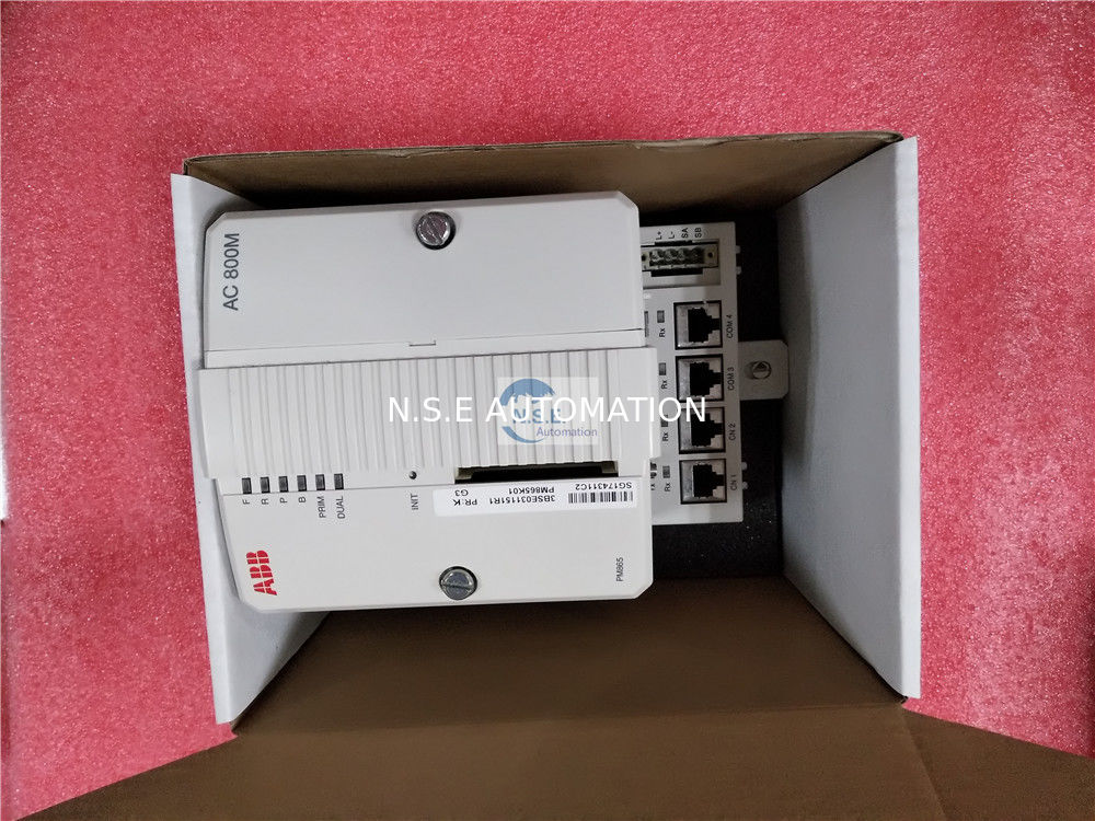 Distributed Control ABB PM865K01 3BSE031151R1 Dcs Spare Part High Performance